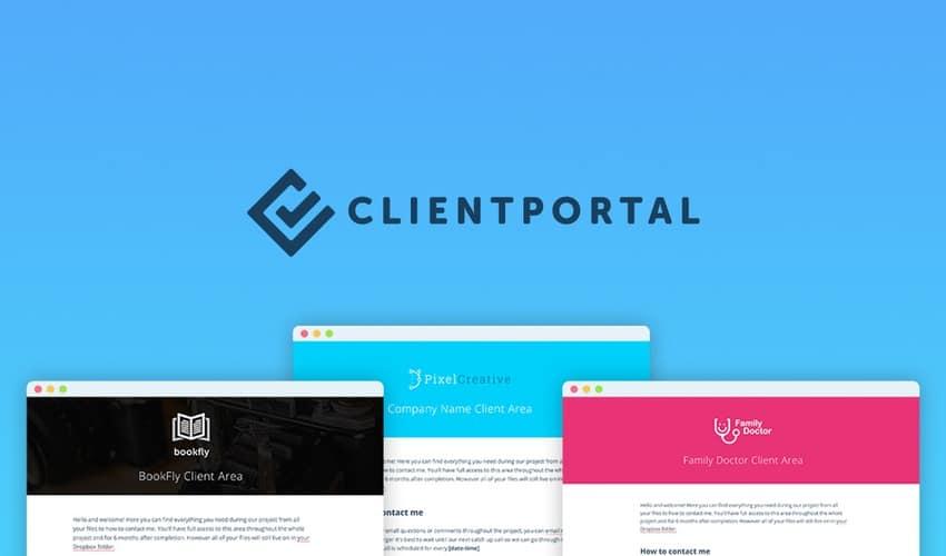 Only Lifetime Deals - Client Portal WP Plugin header