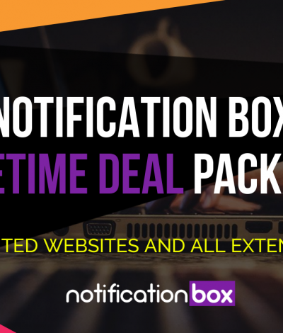 Notification Box Lifetime Deal Package