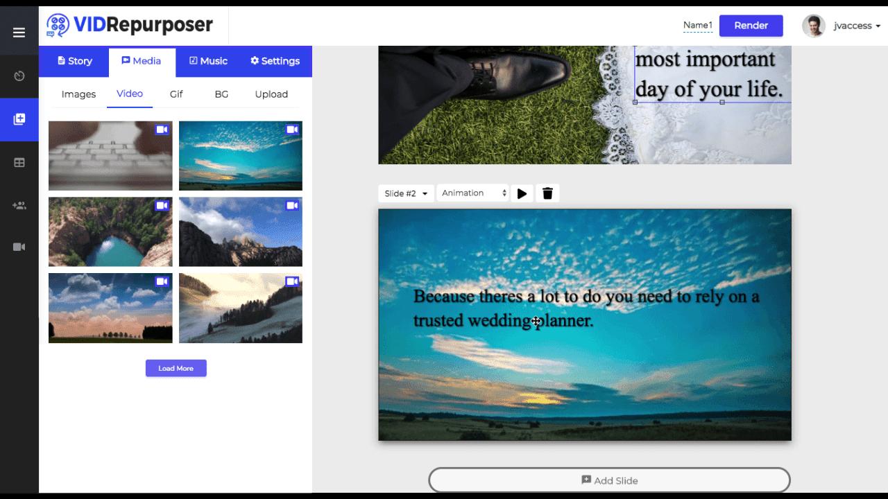 Only Lifetime Deals - Lifetime Deal to VidRepurposer Commercial content
