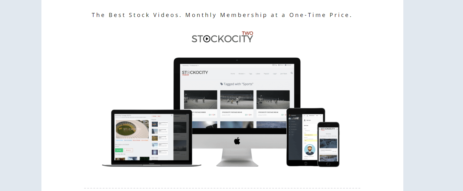 Only Lifetime Deals - Lifetime Deal to Stockocity 2 header