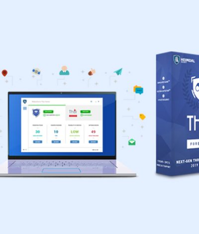 Only Lifetime Deals - Heimdal Thor Foresight Home PC Malware Protection: Lifetime Subscription for $59
