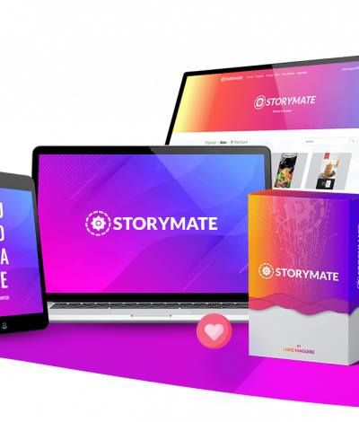 Only Lifetime Deals - Lifetime Deal to StoryMate header