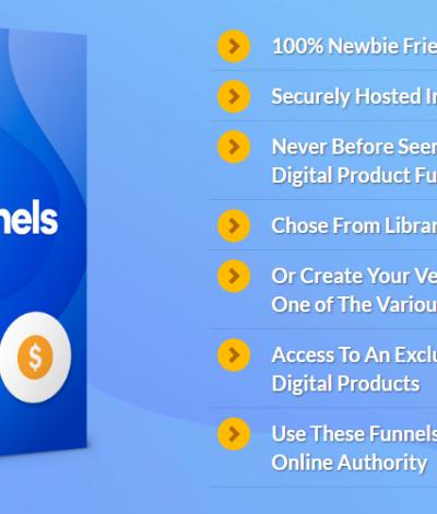 Buy Software Apps - Lifetime Deal to AffiliFunnels header