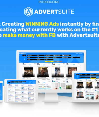 Only Lifetime Deals - Lifetime Deal to AdvertSuite content