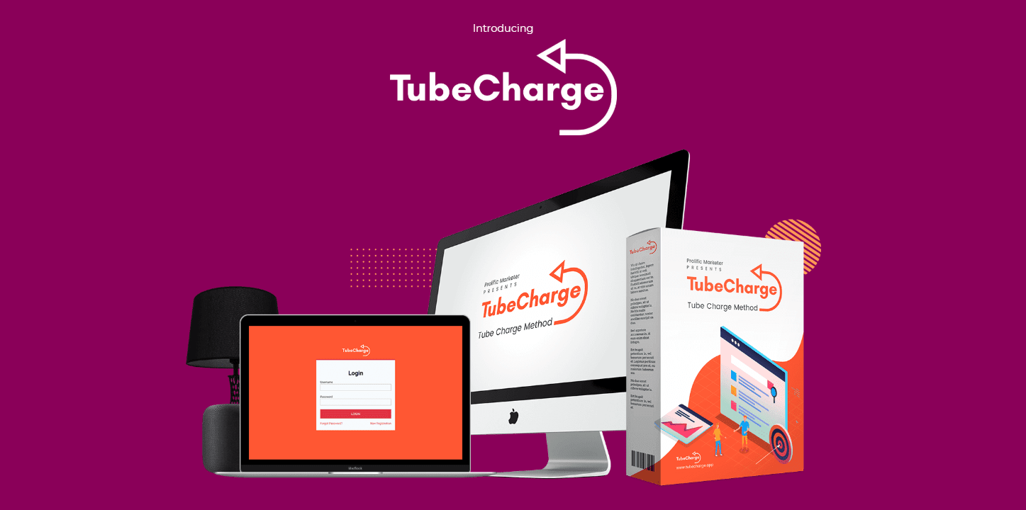 Only Lifetime Deal - Lifetime Deal Tube Charge Agency header