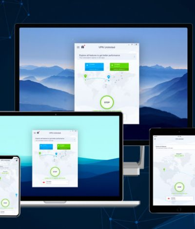 Only Lifetime Deals - KeepSolid VPN Unlimited: Lifetime Subscription (10 Devices) for $59