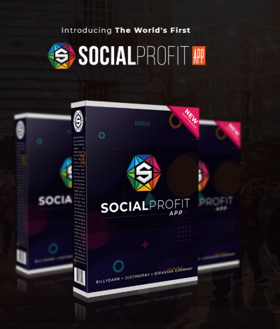 Only Lifetime Deals - Lifetime Deal to Social Profit App header
