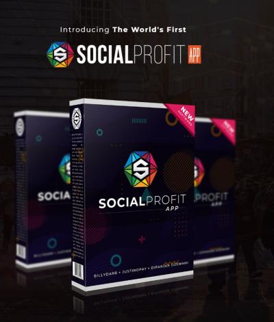Only Lifetime Deals - Lifetime Deal to Social Profit App header