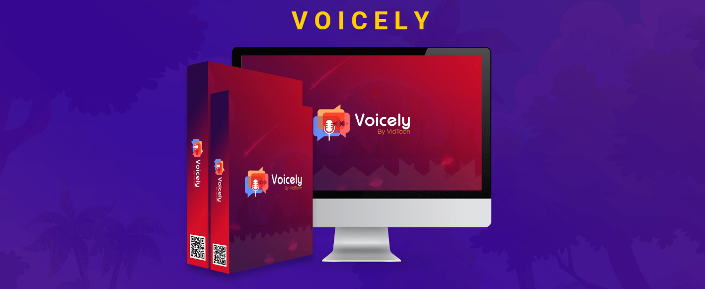 Only Lifetime Deals Lifetime Deall for voicely header